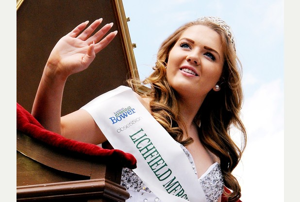 Savannah Bennett - 2013 Bower Queen