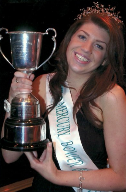 Lauren Miller - 2006 Bower Queen