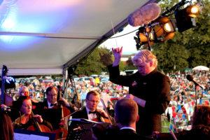 Richard Jenkinson conducting BPSO