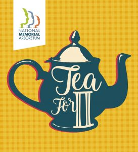 National Memorial Arboretum Tea for two